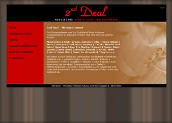 2nd-deal [Website | CMS]