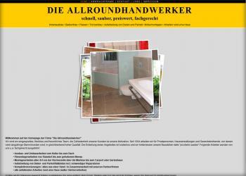 Die Allroundhandwerker [Website | Pflege und Wartung]