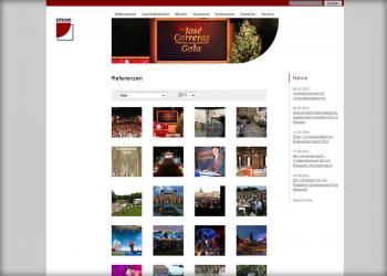 artecom Veranstaltungs GmbH & Co. KG [Webseite | CMS]