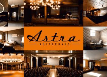 Astra-Kulturhaus [Din-A6-Werbepostkarte]