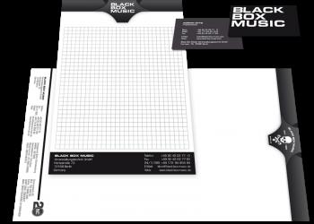 Black Box Music - Geschäftsdrucksachen