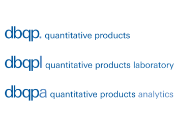 Deutsche Bank Quantitative Products [Logoentwicklung]