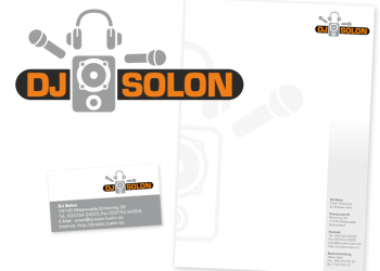 Logoentwicklung, Briefbogen, Visitenkarten