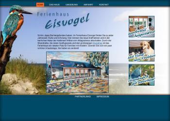 Ferienhaus Eisvogel [Website | Pflege & Wartung]