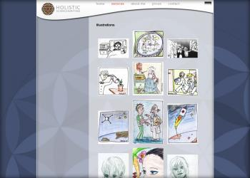 Holistic Sciencewriting [Website | Pflege und Wartung]