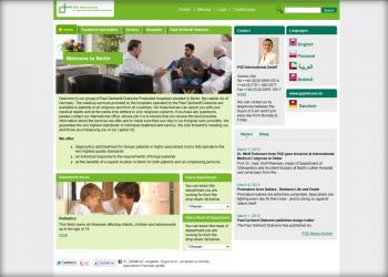 CMS-Drupal, mehrsprachiges Redaktionssystem