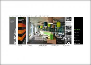 Schulte-Frohlinde | Architekturbüro [Programmierung Flash/html5]