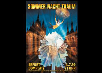 Sommer-Nacht-Traum [Veranstaltungsplakat]