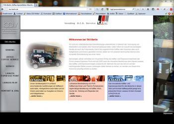 TAS-Berlin [Internetseite | Pflege & Wartung]